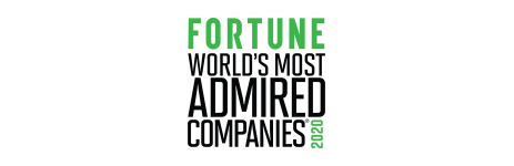 Fortune World's most admired companies